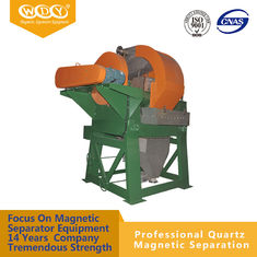 Wet High Gradient Magnetic Separator / Wet Drum Magnetic Separator For Iron Ore Dressing
